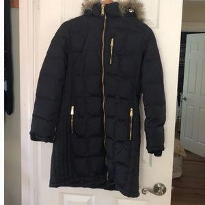 Michael Kors mid length puffer jacket